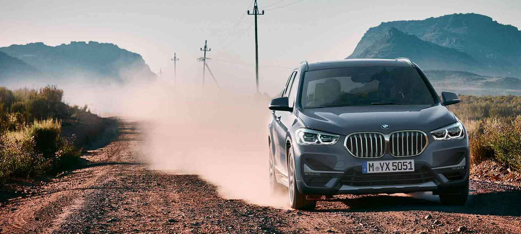 The BMW X1 Series